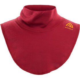 Aclima WarmWool Neckwarmer Barn Chili Pepper